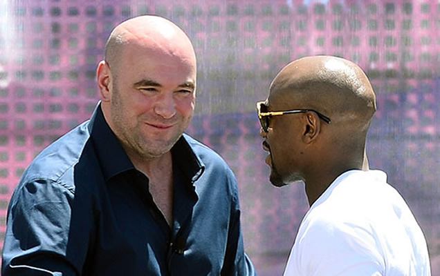 Dana white not ruling out chance conor mcgregor could beat for Dans white